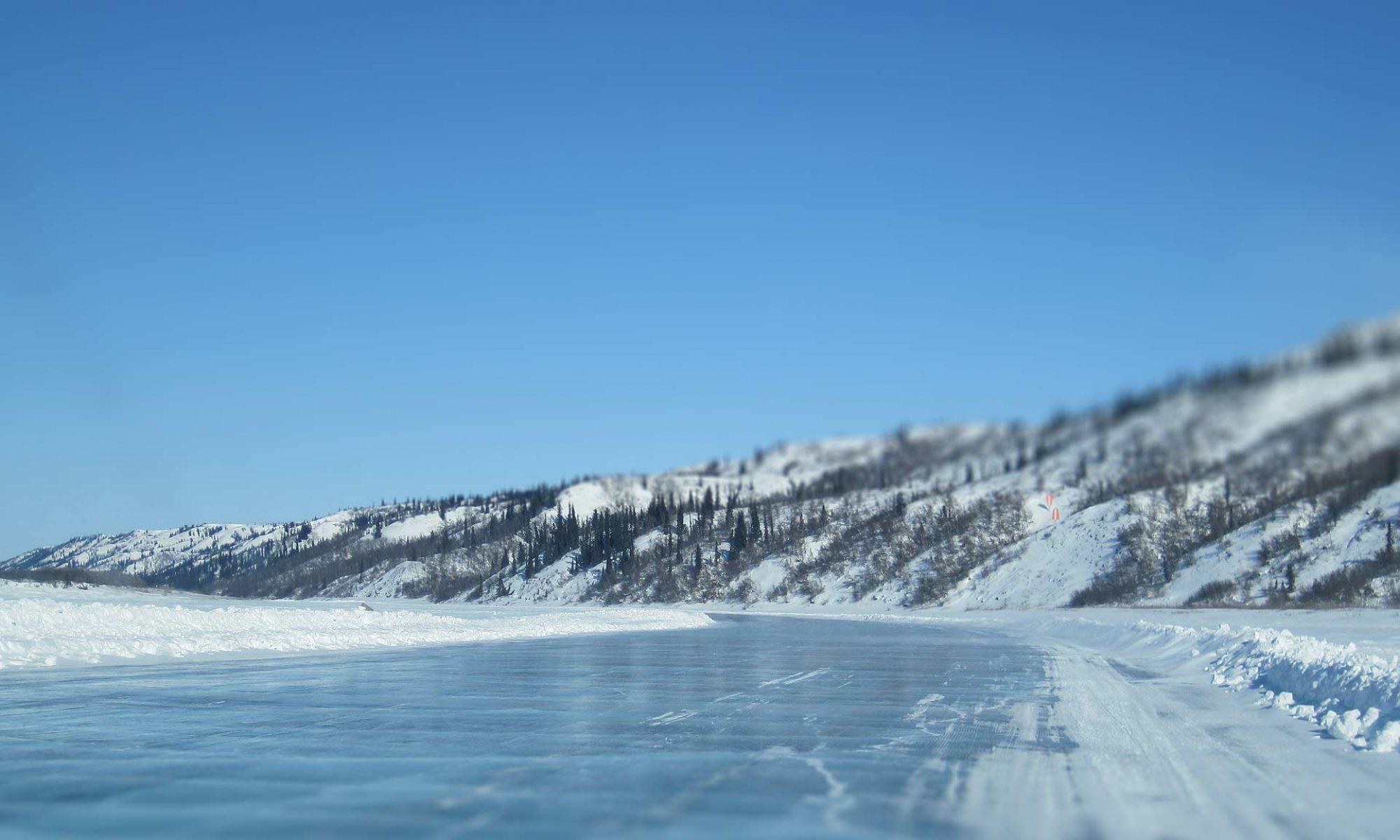 Ice Road Preacher